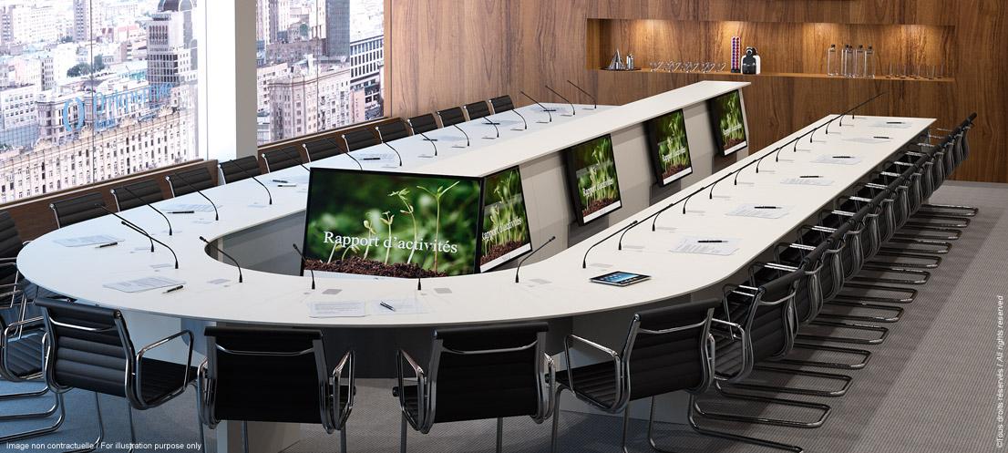Comment aménager efficacement un espace de réunion ?